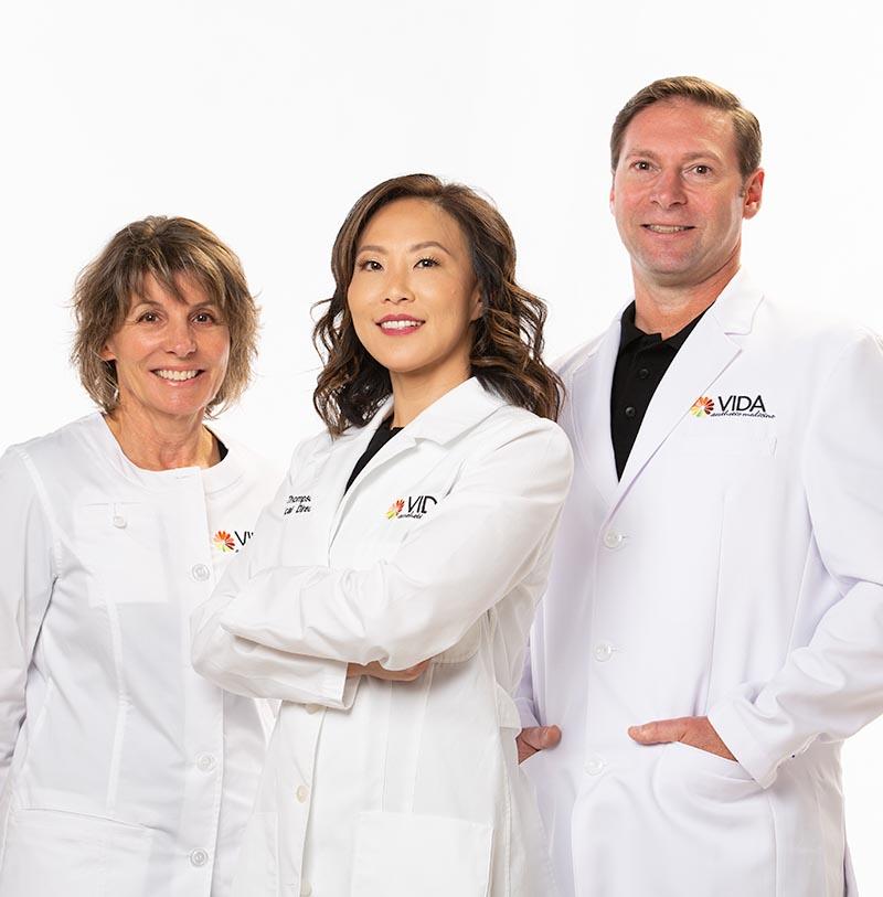 Injectors | VIDA Aesthetic Medicine, Salem